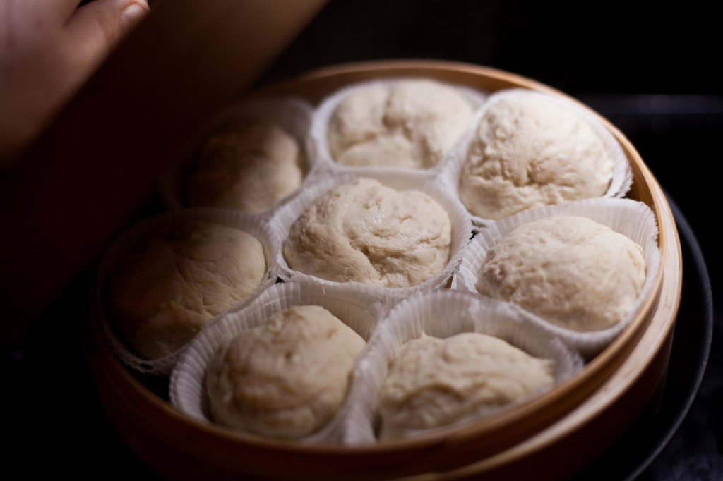 The dumplings will rise and become super fluffy. Yum.